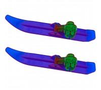 Набор 2 лыжи для магнитного конструктора