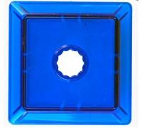 Непрозрачный квадрат с отверстием посередине