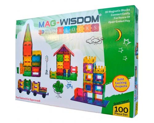 Mag-Wisdom 3D 100 деталей