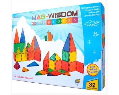 Mag-Wisdom 3D 32 детали