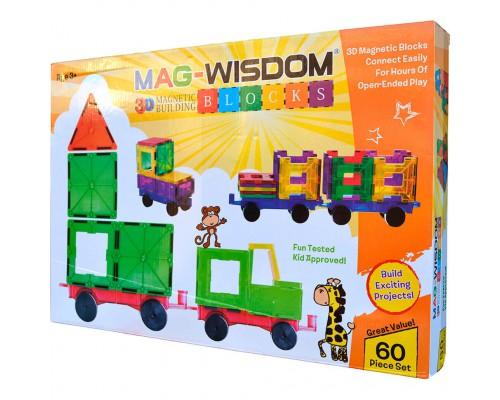 Mag-Wisdom 3D 60 деталей