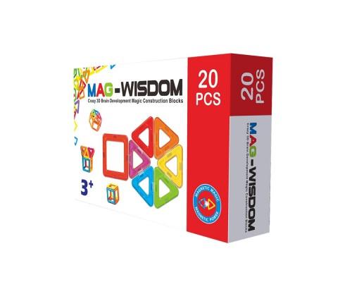 Mag-Wisdom 20 деталей